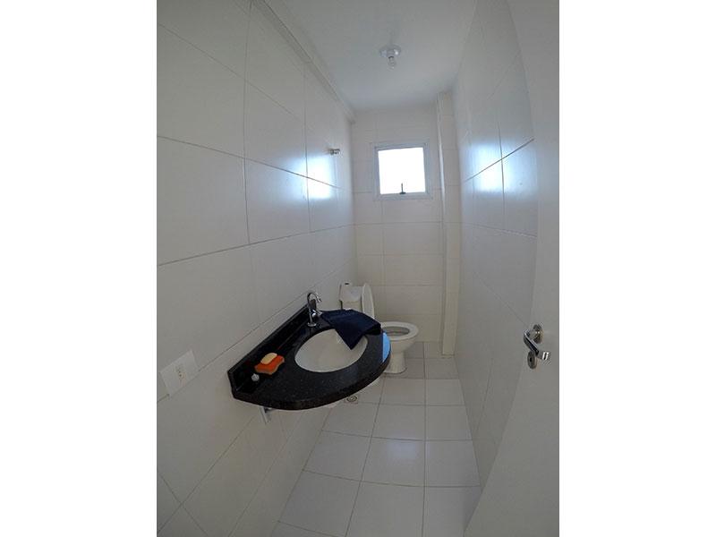 Banheiro Salão de Festas/Churrasqueira